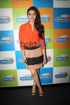 Alia Bhatt during 2 states promotion