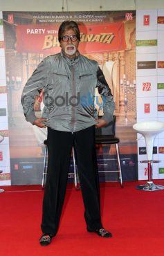 Amitabh Bachchan at BhoothnathReturns promotion