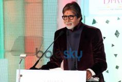 Amitabh Bachchan at Lavasa Women Drive Awards 2014