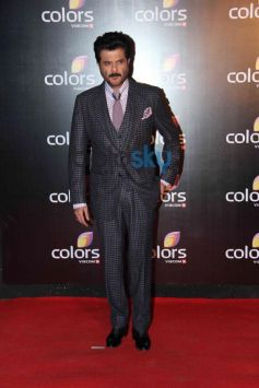 Anil Kapoor at star studded colors party