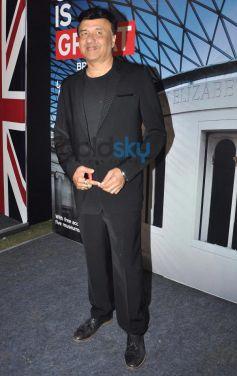 Anu Malik at Bollywood Themed Travel App Launch
