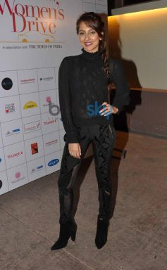 Anusha Dhandekar at Lavasa Women Drive Awards 2014
