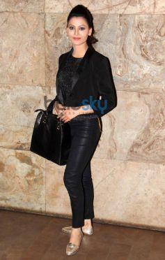 Urvashi Rautela at special screening of Queen