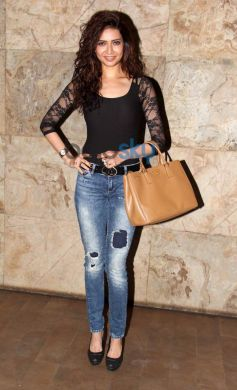 Karishma Tanna at special screening of Queen