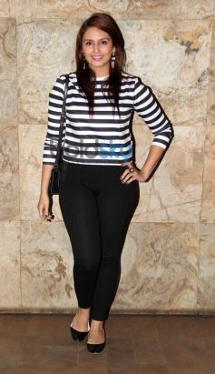 Huma Qureshi at special screening of Queen