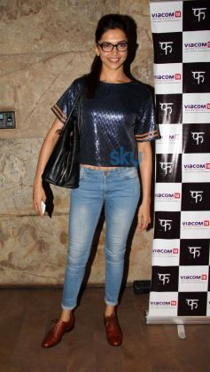 Deepika Padukone at special screening of Queen