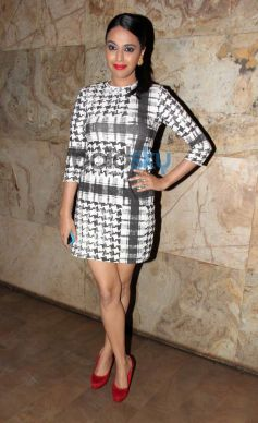 Swara Bhaskar at special screening of Queen