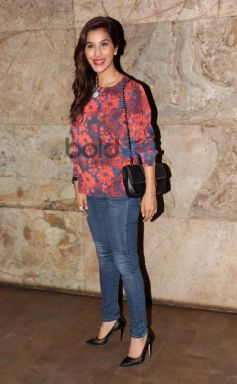 Sophie Chaudhary at special screening of Queen