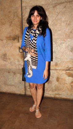 Shruti Seth at special screening of Queen