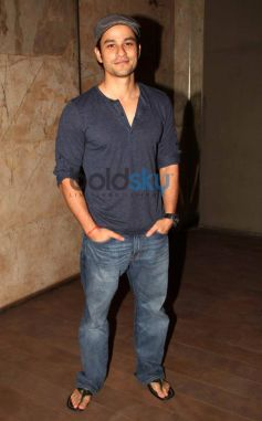 Kunal Khemu at special screening of Queen