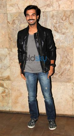 Rajkumar Rao at special screening of Queen