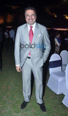 Boman Irani at Bollywood Themed Travel App Launch