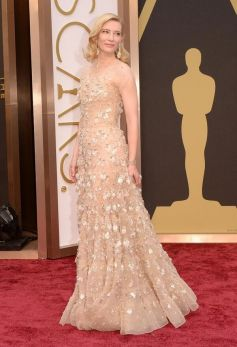 Cate Blanchett at Oscars 2014