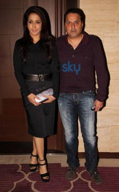 Krishika Lulla and Sunil Lulla at Absolut Elyx Party Hosted By Sanjay Gupta