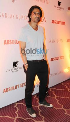 Arjun Rampal at Absolut Elyx Party Hosted By Sanjay Gupta