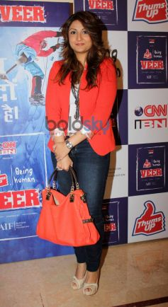 Celebs at CNN-IBN's Veer campaign