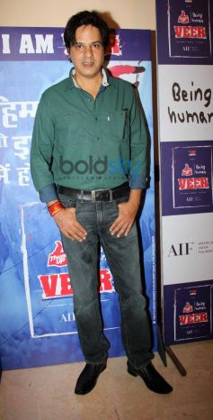 Celebs at CNN-IBN's Veer campaign