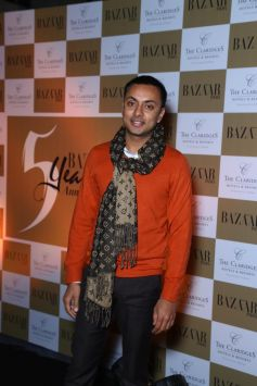 Celebs at Harper's Bazaar India March 2014 cover launch