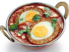 Chettinad Style Egg Curry