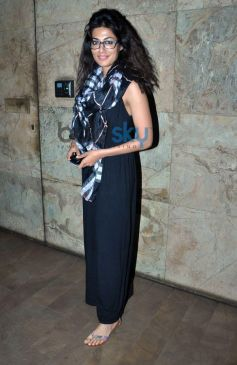 Chitrangada Singh at Queen special screening at ligthbox
