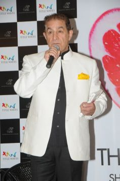Dalip Tahil at Launch of Book The Love Diet
