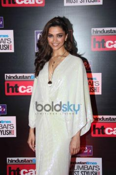 deepika padukone stuns during HT Mumbai's Most Stylish Awards 2014