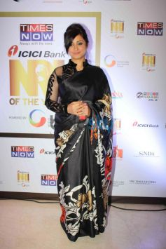 Divya Dutta at NRI of the year Awards Ceremony