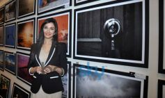Divya Khosla Kumar at photography exhibition