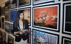 Divya Khosla Kumar at photography exhibition