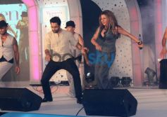 Hard Kaur at Lavasa Women Drive Awards 2014