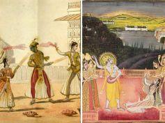 Holi Special The Legend Of Radha & Krishna