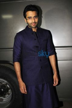 Jackky Bhagnani during Youngistan promotion