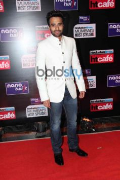 Jackky Bhagnani at HT Mumbai's Most Stylish Awards 2014