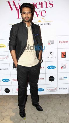 Jackky Bhagnani at Lavasa Women Drive Awards 2014