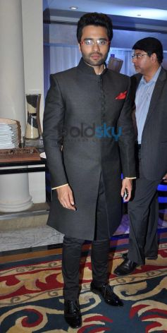Jackky Bhagnani at Times Now Foodie Awards