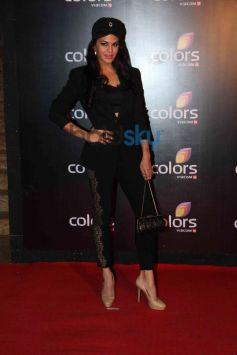 Jacqueline Fernandez at star studded colors party