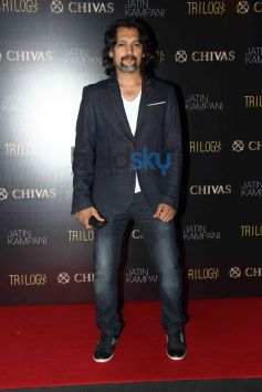 Jatin Kampani at Chivas bash