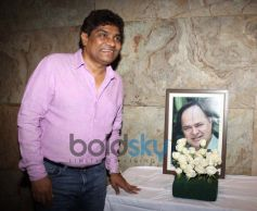 Johnny Lever at the special screening of Club 60 at Lightbox