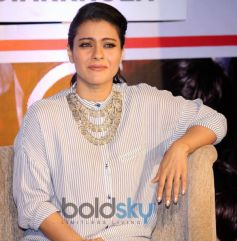 Kajol Devgan during Help a Child Research 5 hand washing programme