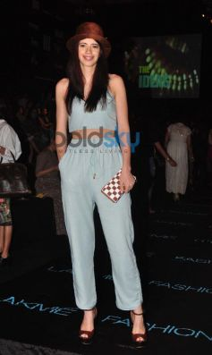 Kalki Koechlin at LFW 2014