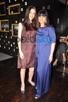 Kalki at Neeta Neeta Lulla's 50th Birthday Celebration
