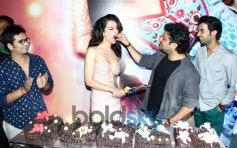 Kangana Ranaut during Queen success bash