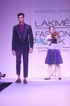 LFW 2014 Narendra Kumar Show