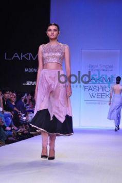 LFW 2014 Payal Singhal show