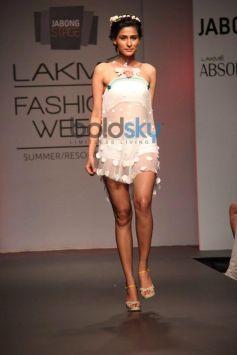 LFW 2014 Sounia Gohil show