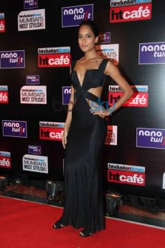 Lisa Haydon at HT Mumbai's Most Stylish Awards 2014