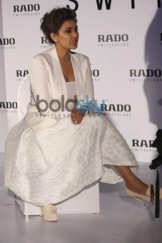 Lisa Ray launched new Rado watch
