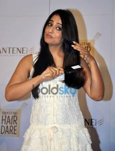 Mahi Gill at launch of new Pantene