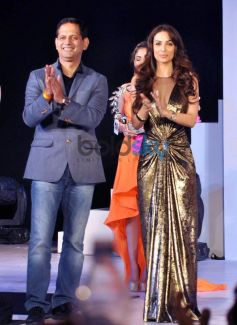 Malaika Arora Khan during Femina Style Diva North India 2014