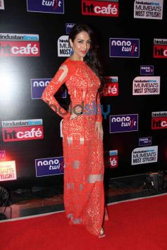Malaika Arora Khan during HT Mumbai's Most Stylish Awards 2014